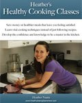 Heather's Cooking Classes